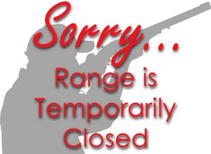 PERIODIC RANGE CLOSURE - RANGES 1 To 5 @ Gold Coast Pistol Club
