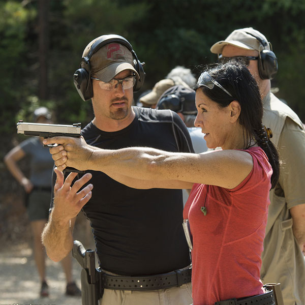 shooting learning design training teach shoot