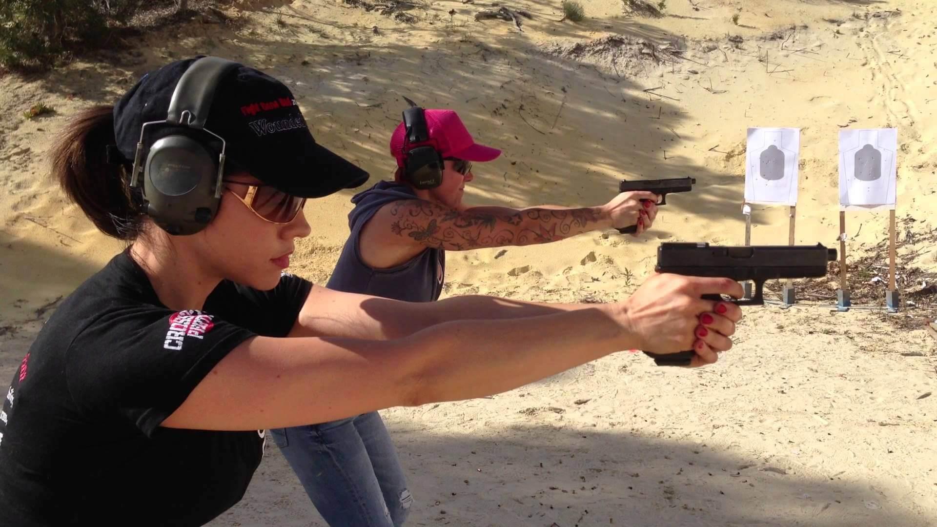 Gold Coast Gun Club Learning Training