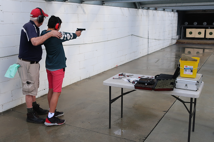 Gold Coast Gun Club | Gold Coast Pistol Club
