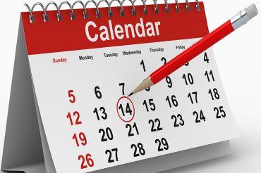 ISSF Club shooting calendar