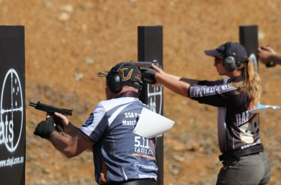 NRA Open – Range Closures