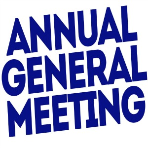 AGM 19th Oct 2020 7pm