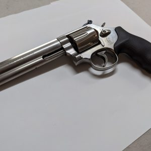 Smith and Wesson – 686 6″