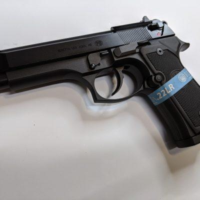 Beretta M9 – .22LR